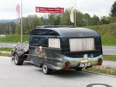 Camping-Ferien in Vorarlberg