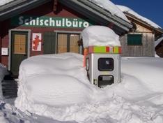 Skiferien in Vorarlberg Österreich
